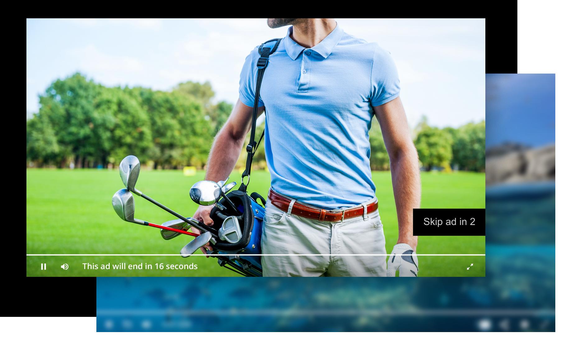 JW Player Video Advertisement